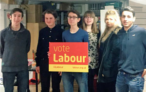 Mid Sussex and Brighton & Hove Young Labour