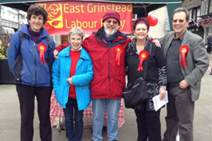 East Grinstead Team