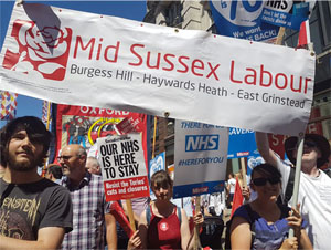 NHS March 30th June 2018